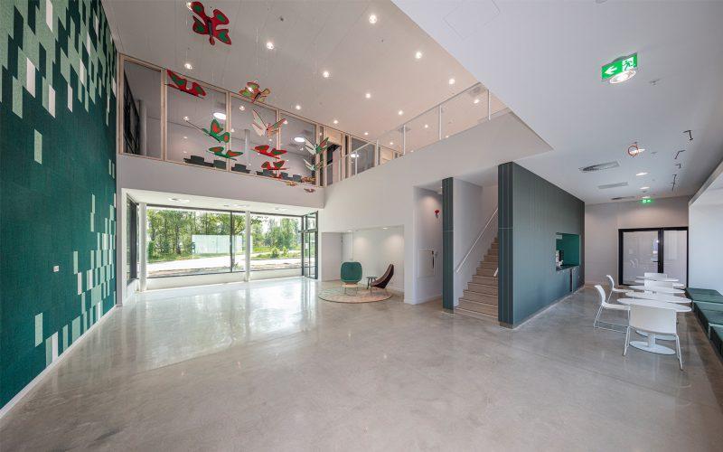 next materials house