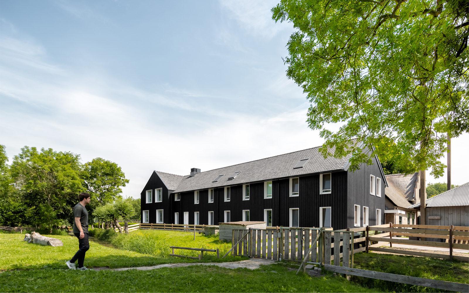 zorgboerderij zorg renovatie