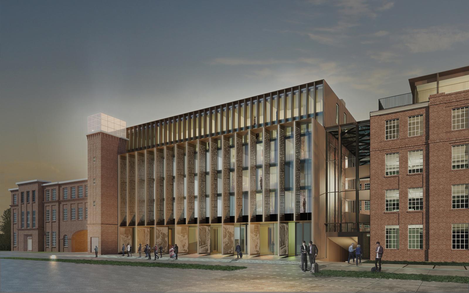 transformatie leerfabriek omgevingsvergunning