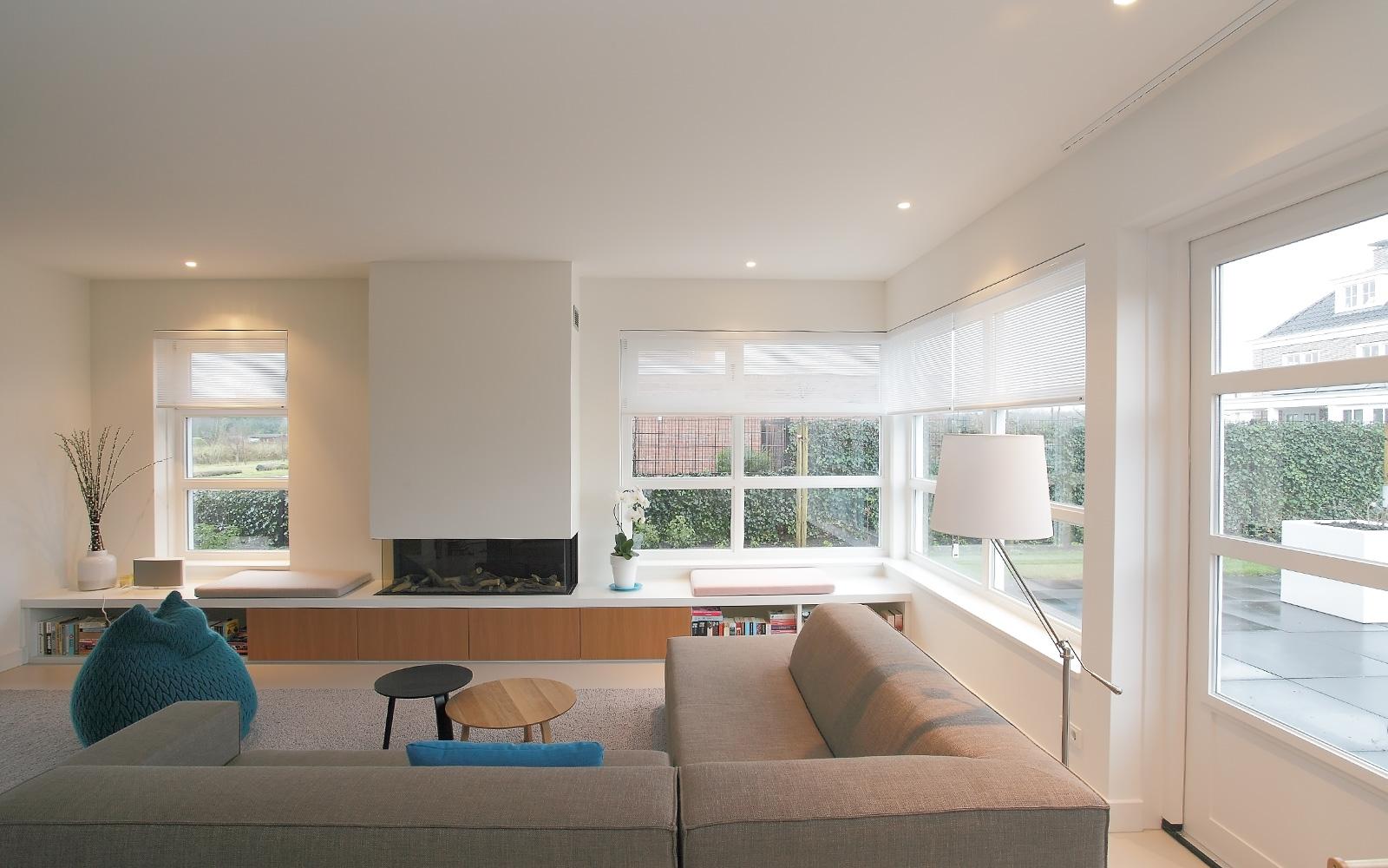 Interieur woonhuis broekbakema for Interieur english