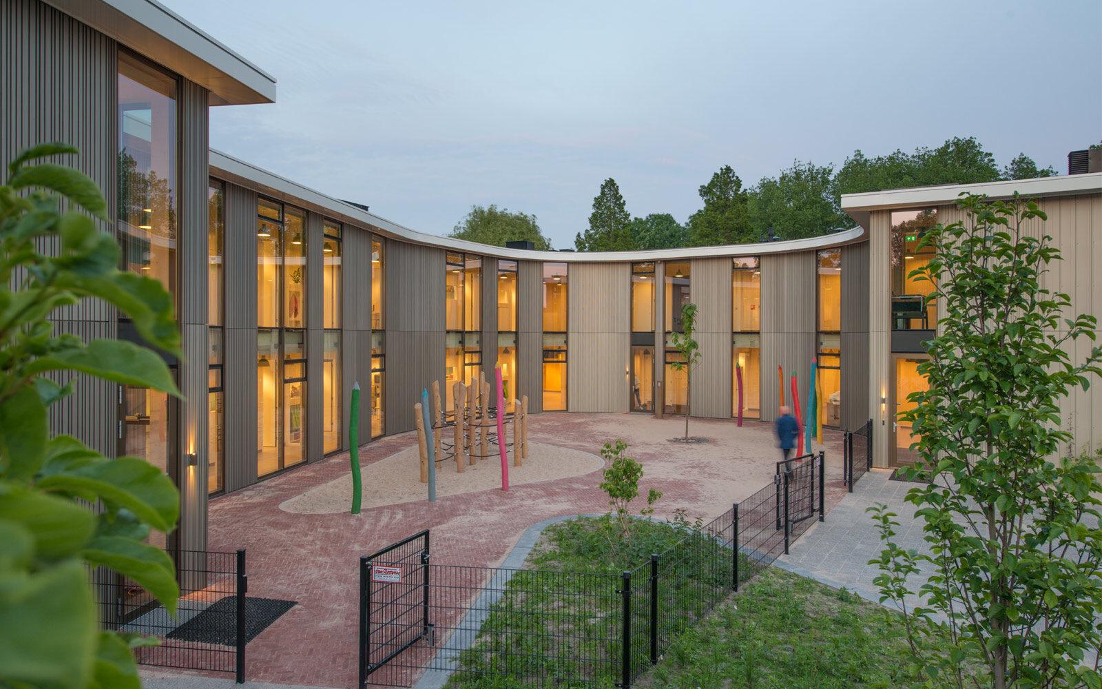 case houten school